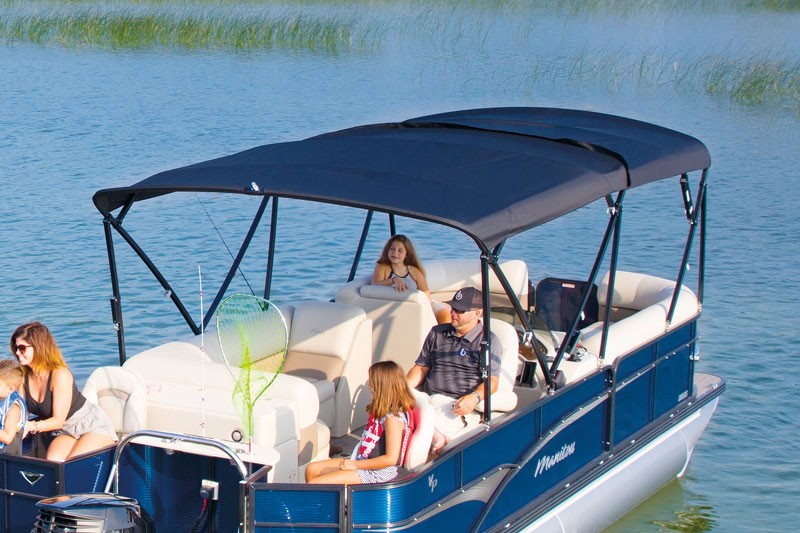 2019 Oasis Options Manitou Pontoon Boats