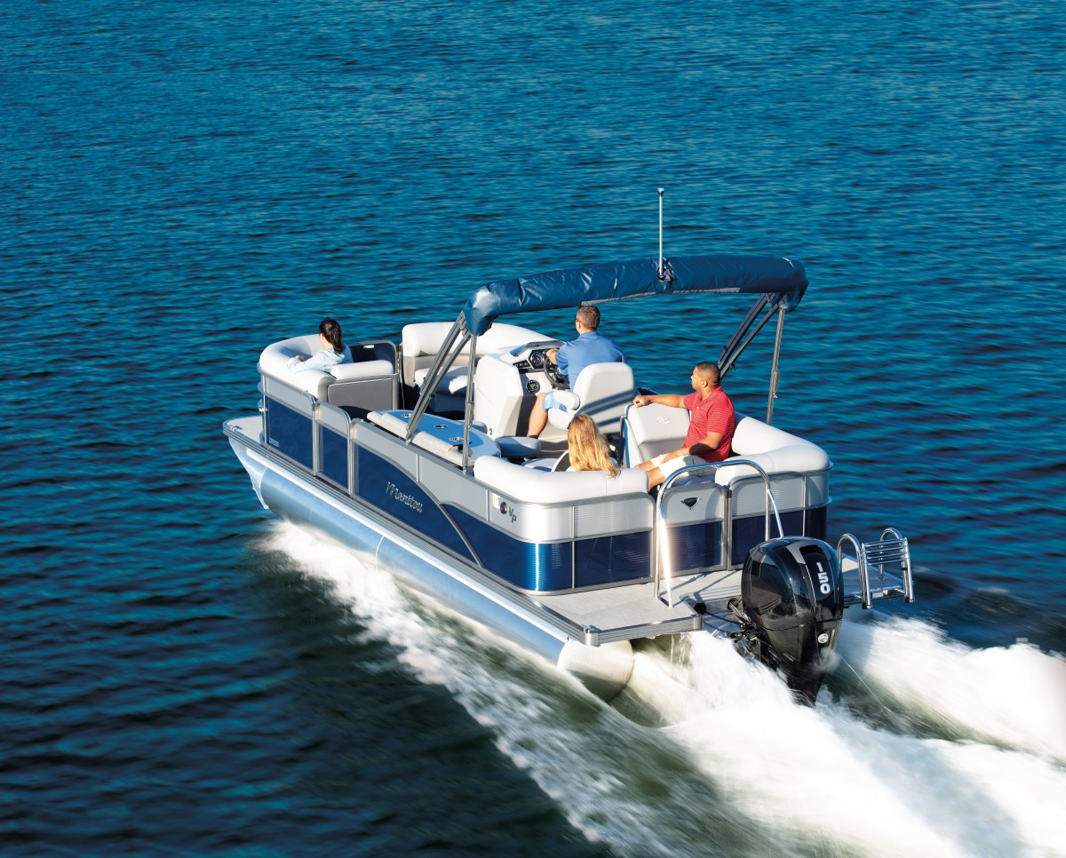 2019 Oasis | Manitou Pontoon Boats